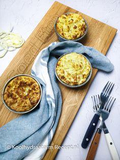 Met een paar eenvoudige aandachtspunten lukt het iedereen om prachtige venkel ricotta soufflé's te maken, die zonder meer in de smaak zullen vallen.