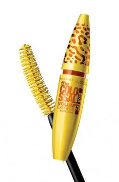 Maybelline New York Volum Express Colossal Cat Eyes Mascara - A mouthful to say but provides a thick coating to the smallest lashes in the corners ::Summer Essentials 2012::
