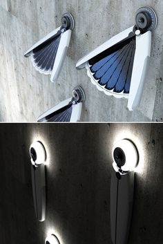 Light Bird – Solar Lamp by Jang Eun Hyuk | Art, Design & Technology | Scoop.it