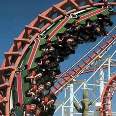 Six Flags Magic Mountain Discount Tickets in Los Angeles from $39.99