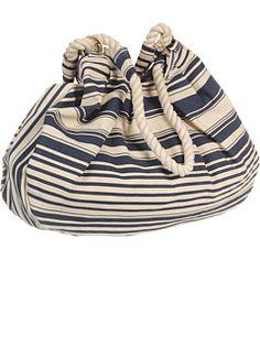 Pearl Nautical Bag by Melie Bianco