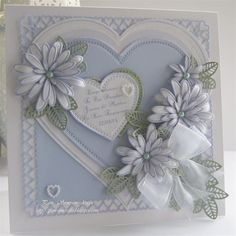 Granddaughters Engagement card 1.. | docrafts.com