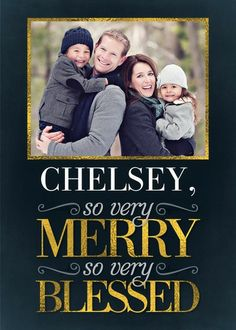 Gleaming Blessing - Christmas Greeting Cards in Slate | Magnolia Press