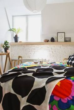 Marimekko Home S/S 2016 press event Bedroom Inspiration, Style Inspiration, Marimekko, Cool Rooms, Home Collections, Decoration, Color Combos, Nest, Interior Decorating