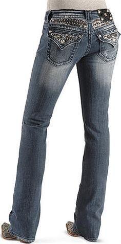 Miss Me jeans rock!