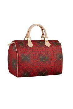 Louis Vuitton y Yayoi Kusama: segunda parte