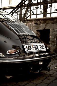 Vintage Porsche Carerra