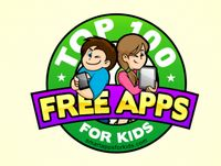 100 free apps for kids