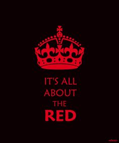 IT'S ALL ABOUT THE RED - created by eleni
