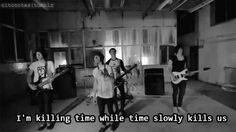 Oceans Ate Alaska - Clocks Music Is My Escape, Music Is Life, Runaway Kids, Arctic Monkeys Lyrics, Party Anthem, Band Quotes, Love Band, Save My Life, Pop Punk
