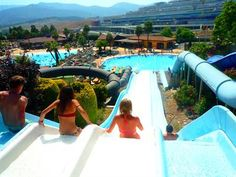There are three water parks in Malaga and two more nearby, here's all the information you'll need to visit them.