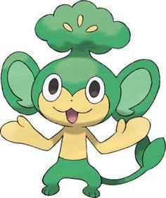 Pansage Pokédex: stats, moves, evolution & locations   Pokémon Database