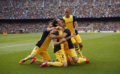 Πρωταθλήτρια η Atletico #atleti #atleticomadrid #laliga #campeones