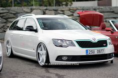 I wanna Skoda. More specifically, I want THIS Skoda