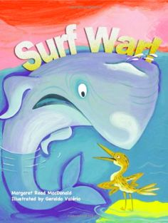 Surf War!: A Folktale from the Marshall Islands by Margaret Read MacDonald