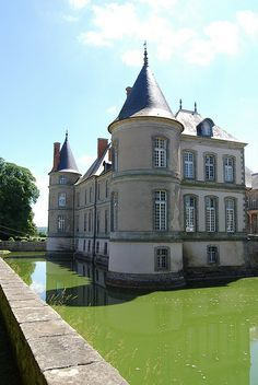 Château d'Haroué ~ Lorraine ~ France