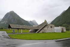 Norwegian Glacier Museum (Fjærland) – Sverre Fehn – JOSH MINGS, AIA