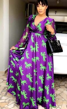 Most of us settle on Ankara Styles that offer you pardon and comfort to perform around. Ankara styles for weekends arrive in many patterns and designs. It is your marginal to make considering it comes to selecting the absolute Ankara Styles for your date. African Maxi Dresses, Latest African Fashion Dresses, Ankara Gowns, Ankara Dress, African Print Fashion, Africa Fashion, African Attire, African Wear, African Blouses