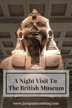 Tips for enjoying a sleepover at the British Museum in London