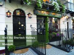 Visit the Sherlock Holmes museum
