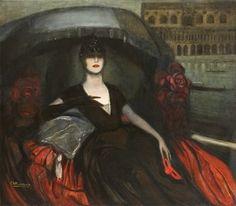 Federico Armando Beltrán Masses (1885–1949) - LADY MICHELHAM