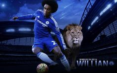 Willian Borges Da Silva | Willian Borges Da Silva 2015/16 Wallpaper by ChrisRamos4 on DeviantArt
