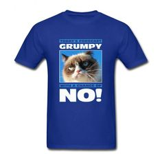 Mens Grumpy Cat Today's Forecast  Graphic Tee
