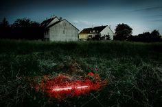 Dark Lens Series - 31 - Light Saber - Cedric Delsaux
