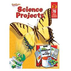 Houghton Mifflin Harcourt Science Projects Grade 1 - 2 Book
