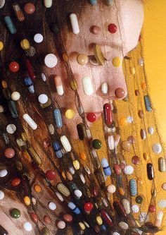 O.T.C. Veil | Photo: Chloe Stewart by pharmacopoeia-art.net #pharmacopoeia #pillsart