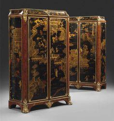 meubles chinois laqués | meubles laqués | Pinterest | D
