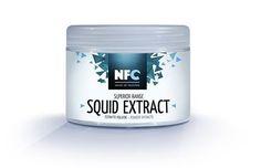 NFC presenta il suo Squid Extract. Si tratta di purissimo estratto in polvere di calamaro: https://www.pagliarinifishing.it/Product_16191_SQUID_EXTRACT___200_gr