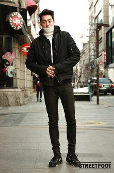Official Korean Fashion : Korean Street Fashion - 권주혁