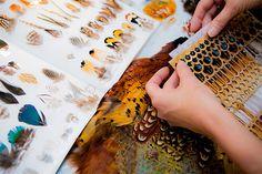 Guerlain rend hommage aux Maîtres d'Art pour l'anniversaire du flacon aux…