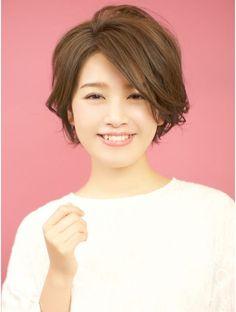 Short Hairstyles For Women, Cool Hairstyles, Asian Bob Haircut, Cabello Hair, Choppy Hair, Shot Hair Styles, Japanese Hairstyle, Asian Hair, Hair Today