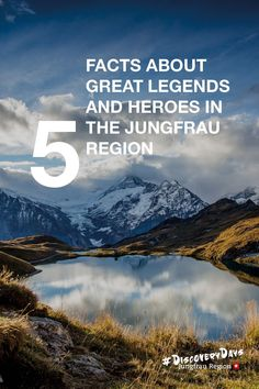 Check out these 5 facts about great legends and heroes in the Jungfrau Region! 🧞♂️🧙♂️🧚  #Legends #Heroes #jungfrauregion #switzerland #madeinbern #inLOVEwithSWITZERLAND Steep Rock, The Reichenbach Fall, Best Bond, Crimes Of Grindelwald, True Homes, Swiss Alps, Fantastic Beasts, Revenge, Prison
