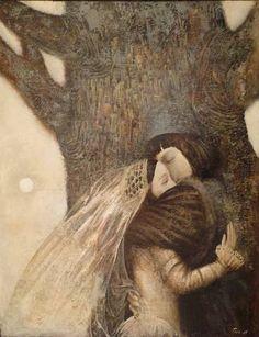 Lyudmila (via SPAS gallery - painters)