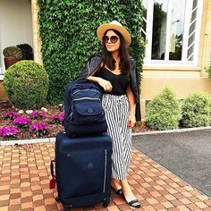 e7d075315 10 mejores imágenes de maletas/bolsos d viajes | Suitcases, Viajes y ...