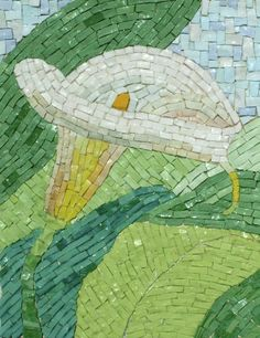 Please contact me through this website for availability to purchase. Mosaic Art, Mosaic Glass, Stained Glass, Antique Windows, Mosaic Projects, Mosaic Designs, Ceramic Table, Recycling, Fine Art