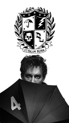 The umbrella Academy wallpaper Robert Sheehan Klaus Hargreeves The Séance