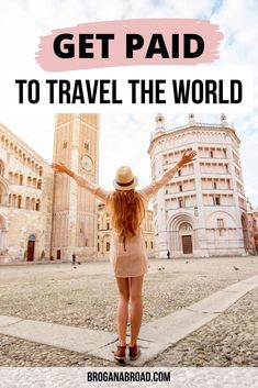 Three easy steps to prepare yourself to travel the world and get paid while doing it - after the lockdown is lifted and country borders open up. #tfel #remotework #travel Solo Travel Tips, New Travel, Time Travel, Part Time Teaching Jobs, Amazing Destinations, Travel Destinations, Gap Year, Digital Nomad, Amazing Adventures