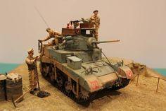 WW2 Desert war