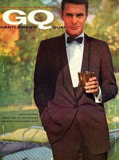 LOUIS JOURDAN GQ - November 1959