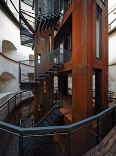 Brasov Tower, Brasov Tower Point 4 Space, Point 4 Space - http://architectism.com/brasov-tower-point-4-space/
