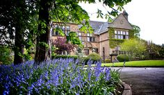 Fischer's Baslow Hall, Hotel & Restaurant, Derbyshire. #travel Me and Jack are getting married here this July.