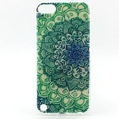 iPod Touch 5 Case, Hongqing Shop Fashion Style Ultra Slim Exact Fit Flexible TPU Soft Back Cover Protective Skin Case for Apple iPod Touch 5th Gen. (Big Green Flower) Hongqing shop http://www.amazon.com/dp/B0166Y2VVY/ref=cm_sw_r_pi_dp_ykkwwb1CKHCE1