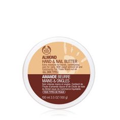 This intensive hydrating treatment restores moisture to dry skin for up to 24 hours and cares for dry, brittle nails. It contains sweet almond oil and has a silky-smooth, non-greasy finish. Long-lasting hydration. Cares for dry, brittle nails. Buttery texture. Non-greasy. Sweet almond scent