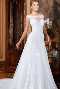 Vestido de Noiva Gardênia 08