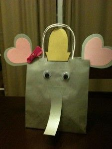 #dumbo #elephant birthday party