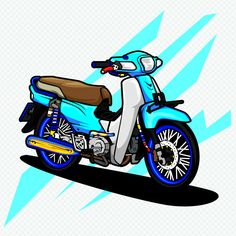 Discover thousands of Premium vectors available in AI and EPS formats Motorcycle Stickers, Motorcycle Art, Bike Art, Hacker Wallpaper, Automotive Logo, Bike Illustration, Honda Cub, Car Design Sketch, Photo Logo